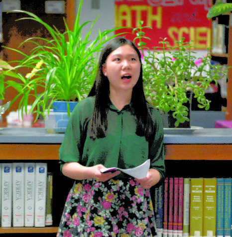 National Poetry Month: Student poets and pocket poems
