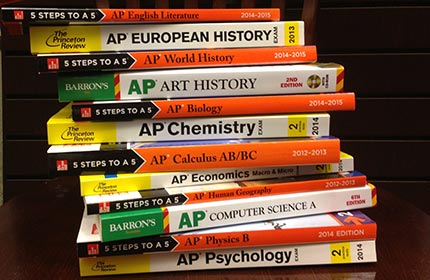 AP Courses: how many is too many?