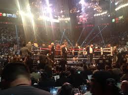Boxing's biggest mashup
