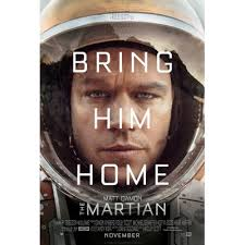 The Martian blasts into theaters