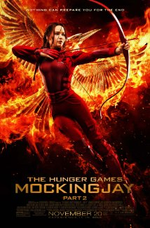 Hunger games Mockingjay Part 2 Movie Review