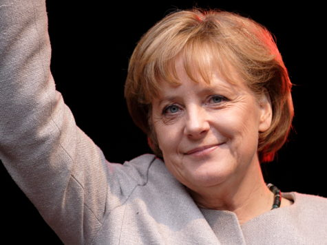 Angela Merkel chosen as Time's Person of the Year