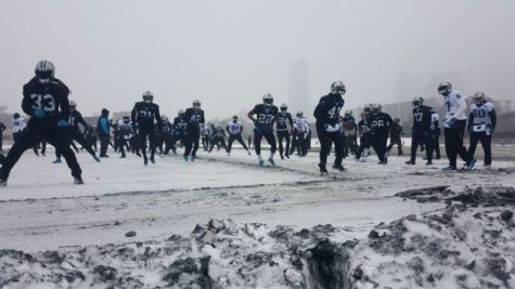 Effects of snow on NFL Playoffs