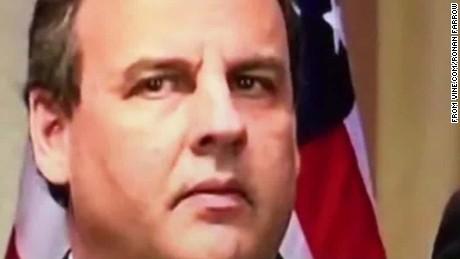 Christie faces meme backlash