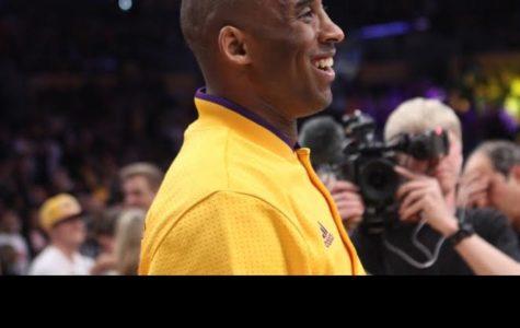 Kobe Bryant plays his final game