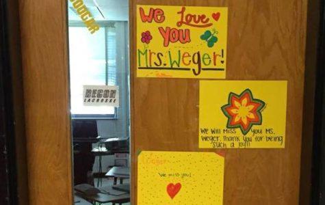 Remembering Ms. Weger