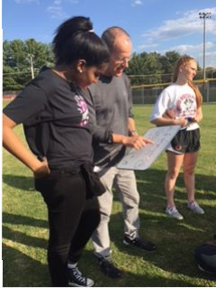 PowderPuff at Oakton is more than a football game