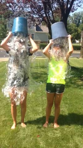 Ice Bucket Challenge Raises Awareness
