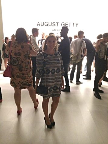 Cougars and couture: Oakton takes New York Fashion Week