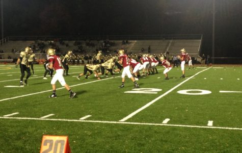 Freshman football suffers loss