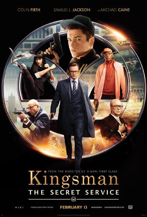Latest Hot Flick - Kingsman: Secret Service