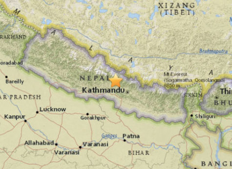 Earthquake that shocked a country