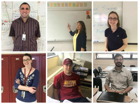Which OHS teacher are you?