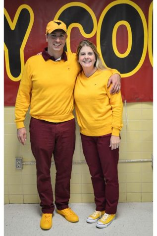 Oakton Takes Spirit Week by Storm