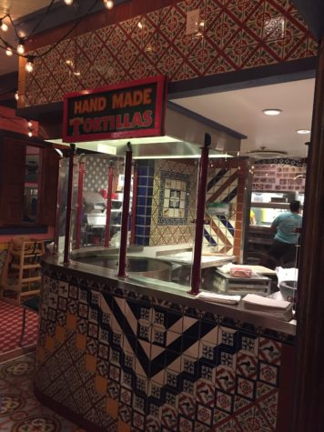 Chuy's: an up-and-coming restaurant in the area