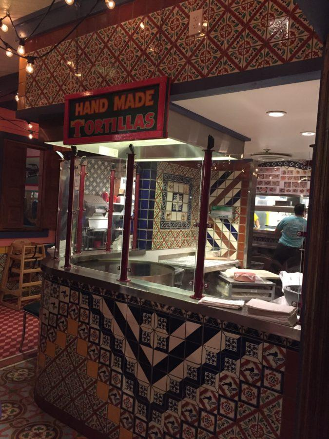 Chuys: an up-and-coming restaurant in the area