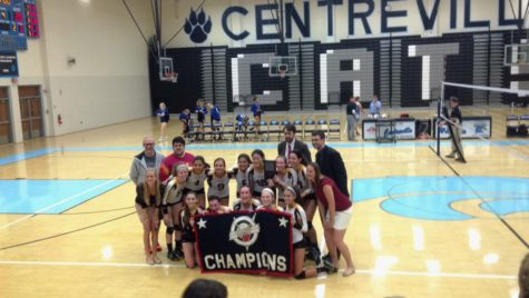 Varsity wins District Championships 3-1