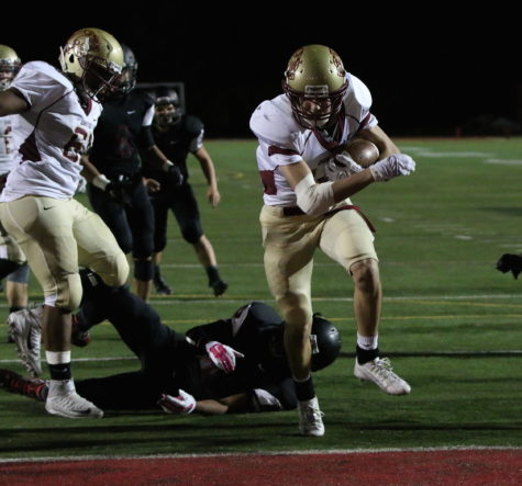 Oakton Football Qualifies For Playoffs