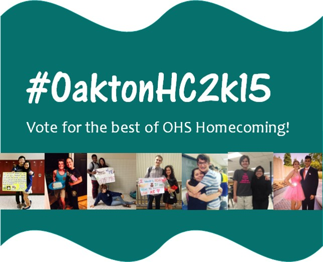 VOTE for the Best of Oakton Homecoming 2015