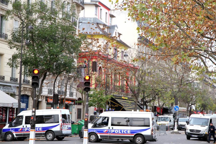 Belgium Terrorist Threat
