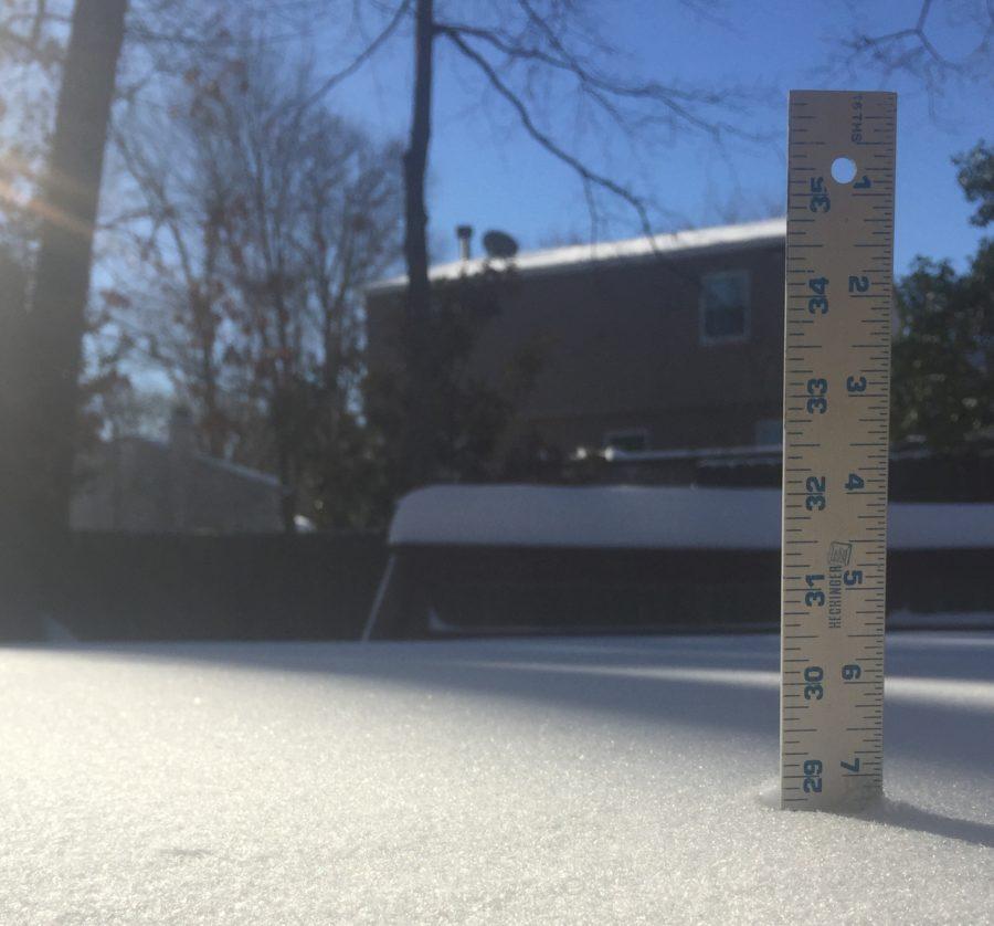 Snowzilla Breaks Snowfall Records in Many Cities