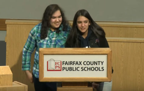 FCPS students and parents coalesce in support of a fully funded budget