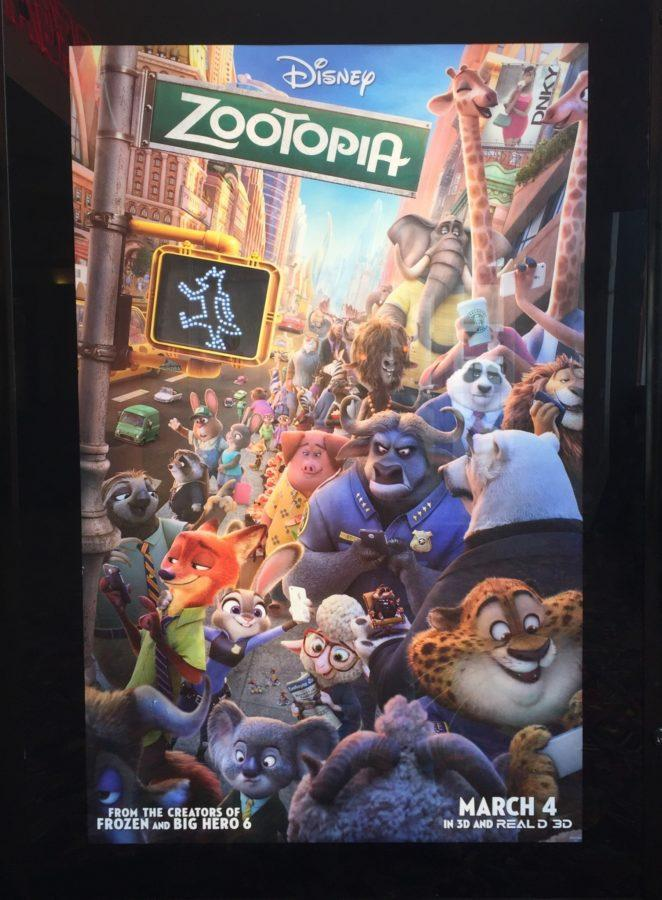 Zootopia hinting at underlying issues in our society