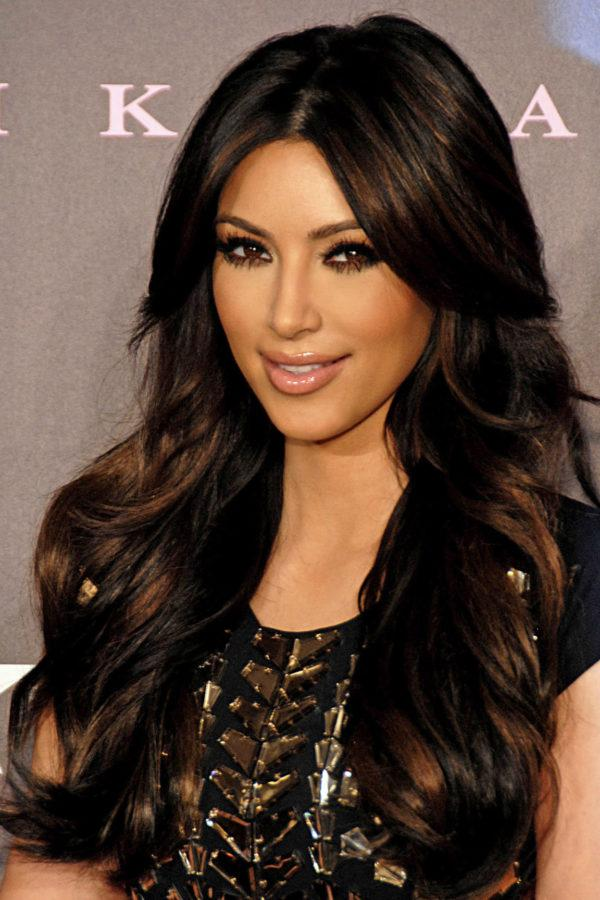 Kim Kardashian is attacked for her nude photos