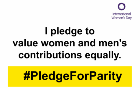 #PledgeForParity