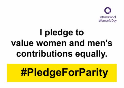 #PledgeForParity