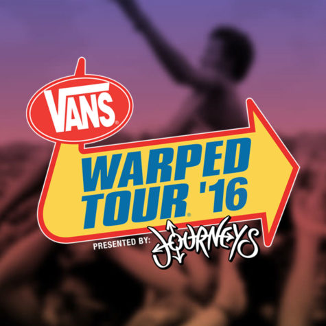 2016 Warped Tour Line-Up Announced