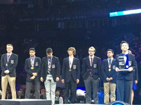 Oakton Student Places in Top 10 at DECA International Competition