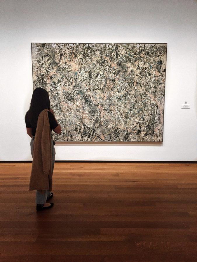 Number+1%2C+1950+%28Lavender+Mist%29+by+Jackson+Pollock