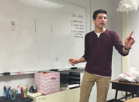 Public Speaking for Oakton High School Students