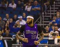 DeMarcus Cousins while playing for the Sacramento Kings. All photo credits to: https://commons.wikimedia.org/wiki/File:DeMarcus_Cousins_Dec_2013.jpg