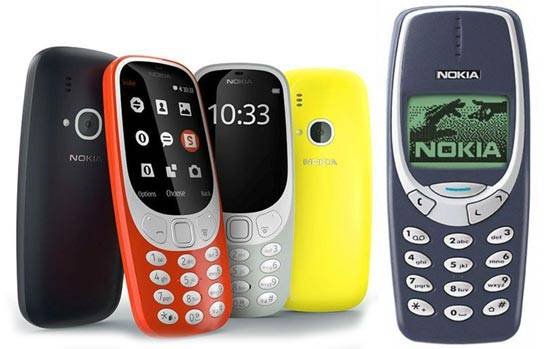 Whats Old is New Again: The New Nokia 3310
