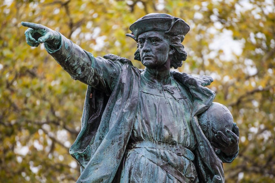 Who was Columbus?