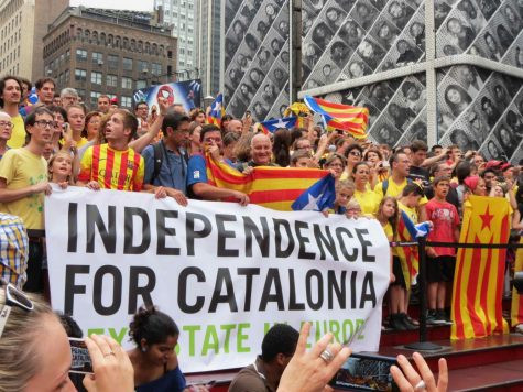 Catalonia fights for independence