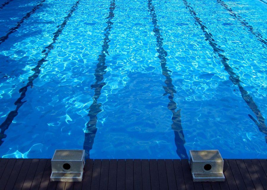 Swimming Pool Swim Sport Summer Wather Pool