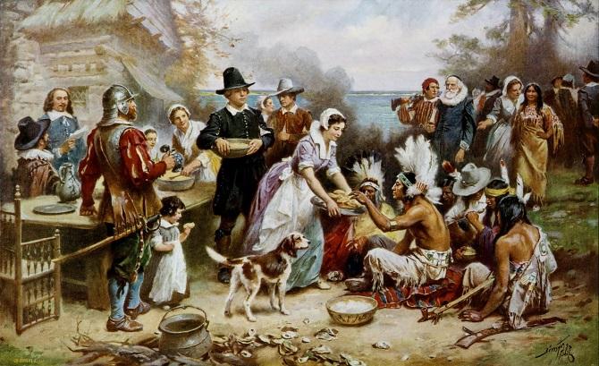 Colonial Thanksgiving