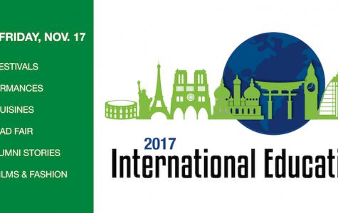 Celebrating Cultural Exchange and Education Abroad: International Education Week 2017