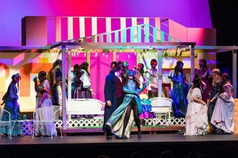 Oakton Theatre Presents Shakespeares Much Ado About Nothing in First Ever In-School Assembly