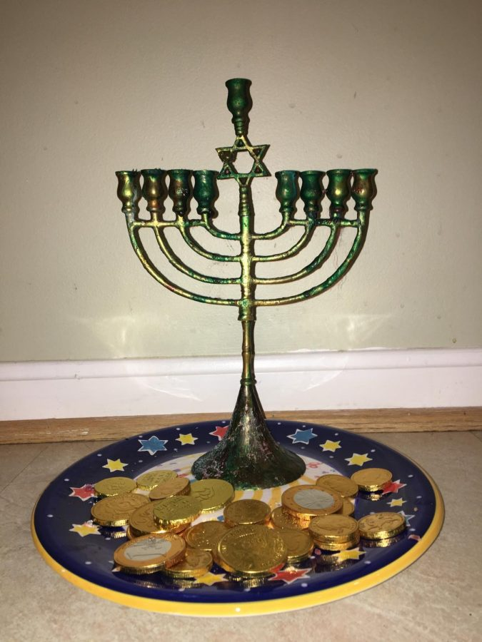 Why do we celebrate Hanukkah?