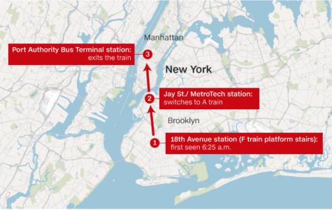 Subway Bombing in New York City