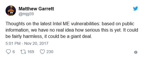 Intel needs more intel