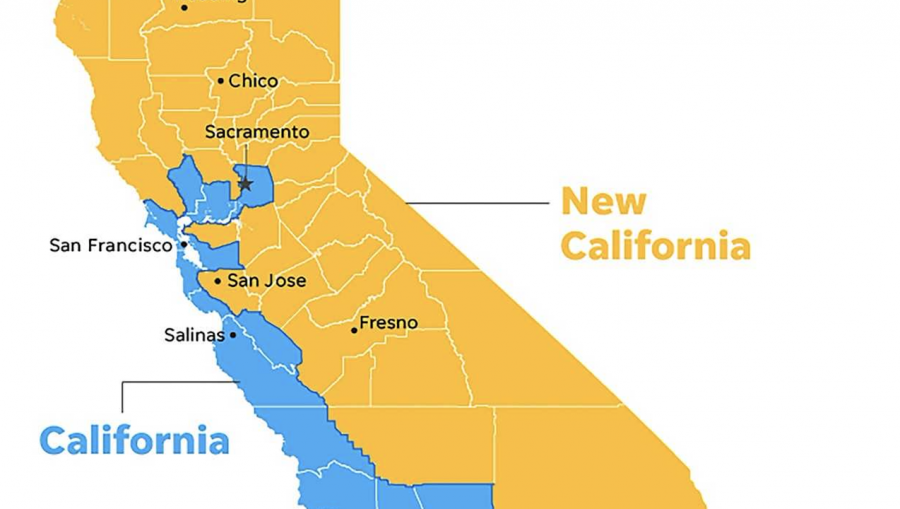 California interest group attempts to create the 51st state