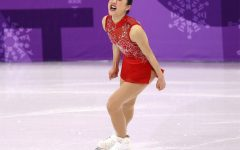 Mirai Nagasu skates into Olympic history with her triple axel