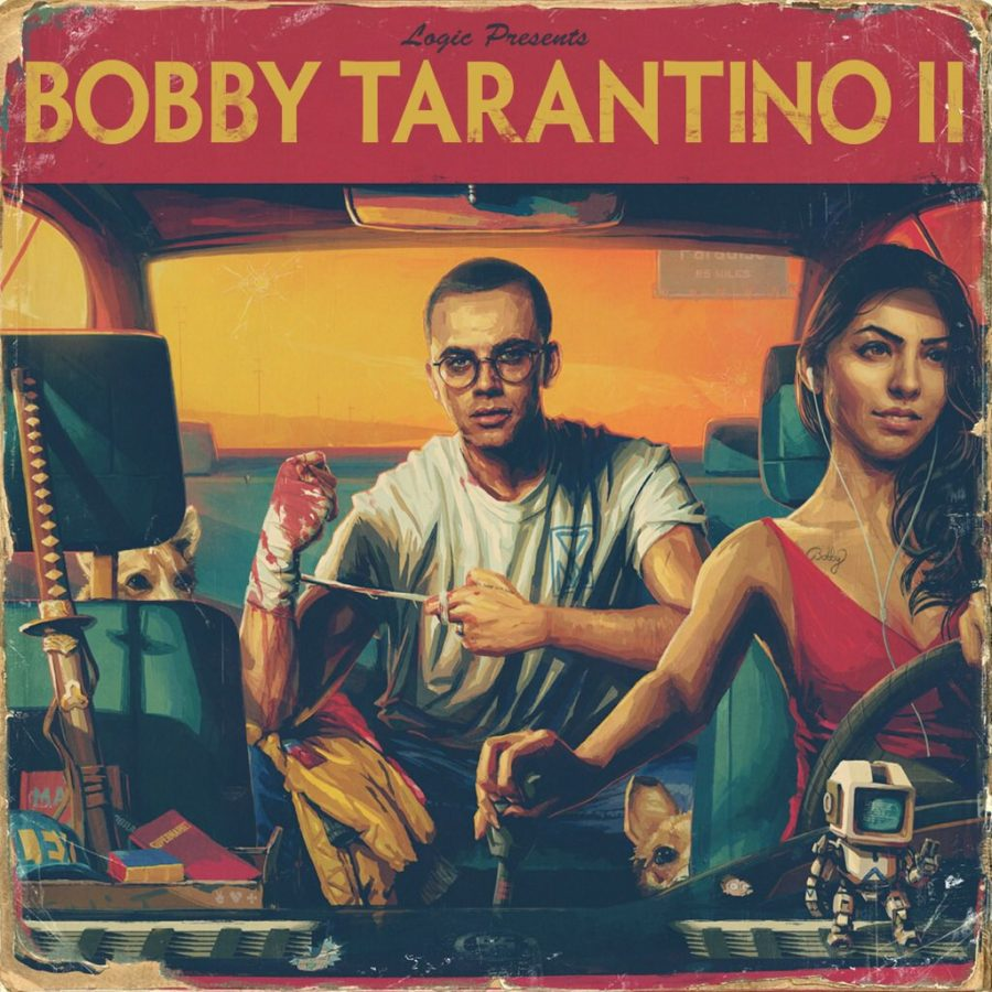 Photo from @Logic301 Twitter
