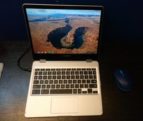 MacBook? More like ChromeBook.