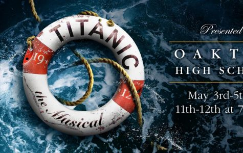 """""""Grab Your Life Vests and Sail to OHS' Titanic!"""""""